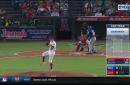 WATCH: Adrian Beltre Blasts TWO Home Runs vs. Angels