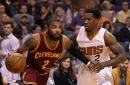 "NBA Trade Rumor: The Cavs were ""close"" to trading Kyrie Irving to the Suns"
