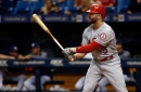 Tampa Bay Rays sign INF Danny Espinosa, Option INF Daniel Robertson