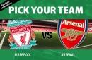 How Liverpool should line up against Arsenal - step forward James Milner