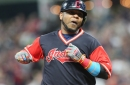 Cleveland Indians' Edwin Encarnacion hits 30 homers for the sixth straight season