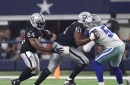 Raiders snap counts preseason week 3 vs Cowboys: First team offensive line gets two drives together