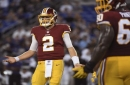 With the Redskins' starters resting, all eyes are on Nate Sudfeld in the preseason finale