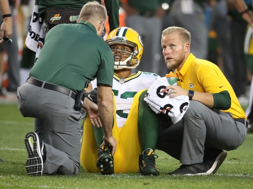 Packers reaping healthy benefits from reduced injury rate