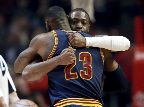 Dwyane Wade says he's meeting with LeBron James this week