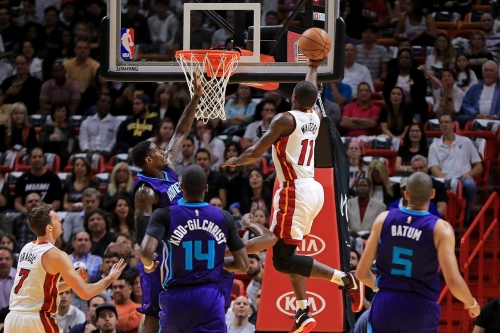 Dion Waiters quietly putting in the work for a breakout season