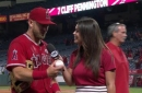 Pennington completes Angels comeback with first career grand slam
