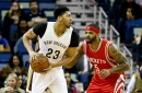 New Orleans Pelicans work out Josh Smith, Chase Budinger and Martell Webster