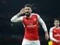 Report: Olivier Giroud wife vetoed prospective Everton move