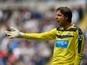 Tim Krul joins Brighton & Hove Albion on loan