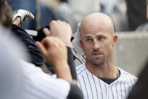 Brett Gardner wants to sell some shoes for a great cause