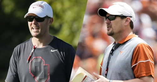 Who will have more success at their school long term: UT's Tom Herman or OU's Lincoln Riley?