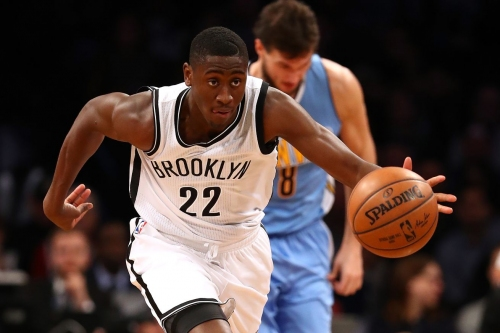 """Caris LeVert's advice to Nets fans: """"Be super excited"""""""