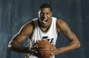 Derrick Favors is a Sleeping Giant