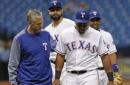 Rangers' Beltre could miss rest of season (hamstring strain)