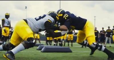 Michigan releases 'The Victors' hype video for Florida game