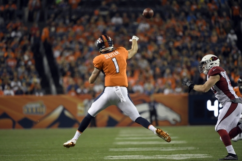 Kickin' It With Kiz: Love for Kyle Sloter most irrational form of Broncomania since Tim Tebow left town