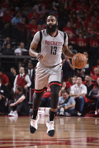 James Harden giving $1 million for Harvey relief The Associated Press