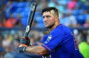Tim Tebow's minor-league baseball season ends quietly