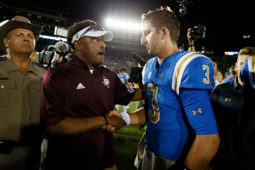 Before you rush to fire Sumlin in wake of A&M's meltdown, stop to consider these things