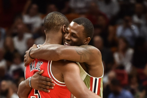 Report: Heat, Lakers appealing destinations for Wade