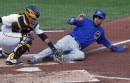 Pirates get four RBIs from Josh Bell in 12-0 win over Cubs