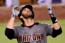 MLB playoff race 2017: J.D. Martinez, Diamondbacks crush Dodgers for 11th straight win