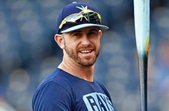 Evan Longoria named Tampa Bay Rays' nominee for Roberto Clemente Award