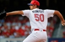 Wainwright is Cardinals nominee for 2017 Roberto Clemente Award