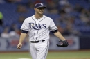 Jake Odorizzi flirts with no-hitter as Rays beat Twins (w/video)