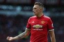 Manchester United withdraw Phil Jones Champions League ban appeal