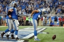 Lions' Golden Tate adds to intrigue at punt returner