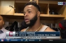 Santana on streak: Indians taking things game-by-game & trying to finish strong