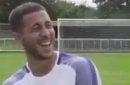 Hazard: I want to listen every day to Chelsea fans chanting my name