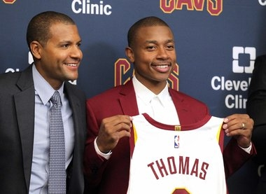Dan Gilbert, Tristan Thompson express excitement during Isaiah Thomas, Jae Crowder and Ante Zizic press conference
