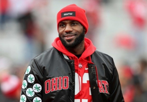 Ohio State wearing custom new LeBron James cleats for Oklahoma game: Buckeyes football news