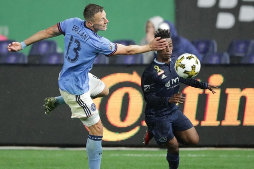 Sporting KC at NYCFC player ratings