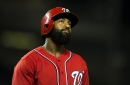 Washington Nationals' Brian Goodwin could be out for the season, opens up outfield competition...