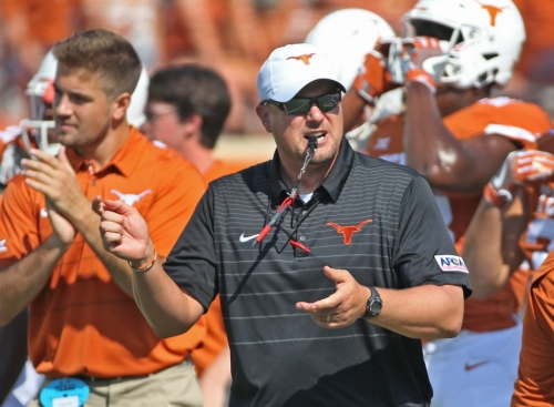 Loss to Maryland was a major disappointment but it did nothing as far bowl eligibility for the Longhorns