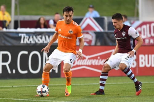 Houston Dynamo are back in action with the Colorado Rapids coming to town