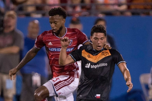 Pick the Houston Dynamo Starting XI against the Colorado Rapids