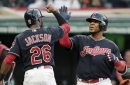 Tribe streaks to 16: Mike Clevinger, Edwin Encarnacion lead Cleveland Indians to 5-0 win against Baltimore