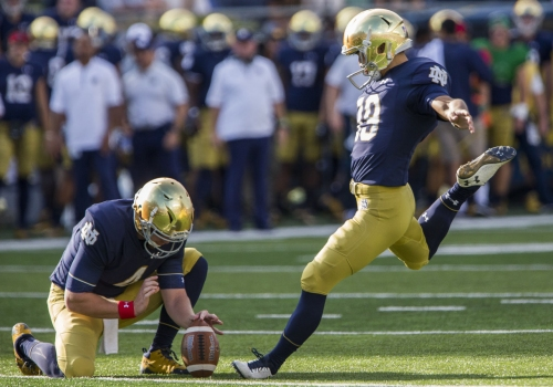 Five keys to the Notre Dame-Georgia game