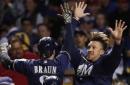 Ryan Braun hits 300th homer, Brewers shut out Cubs