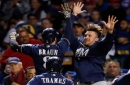 Brewers 2, Cubs 0: Ryan Braun's homer is the offense, but Jimmy Nelson leaves game