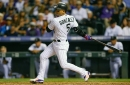 """""""I need to be in the lineup,"""" Carlos Gonzalez says. He is earning it for the Rockies in a new way."""