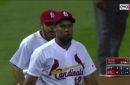 WATCH: Nicasio makes bare-handed grab in Cardinals' win over Pirates