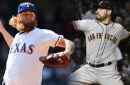 Full Count: Andrew Cashner assumes he will test the market, Matt Moore staying put in SF?