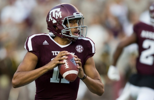 Texas A&M, Kevin Sumlin face more questions than answers at quarterback despite first win of season