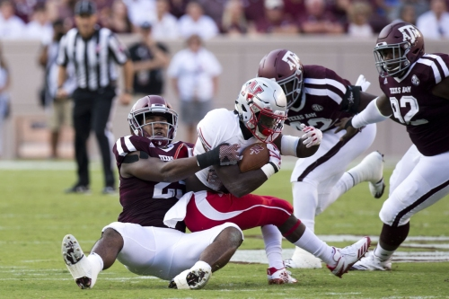 Robert Cessna grades the Aggies: Offense, coaching receive low marks for scare against Nicholls State